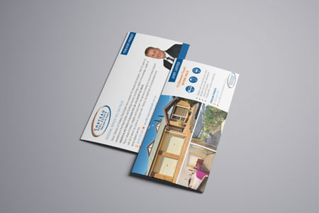 real estate flyer design