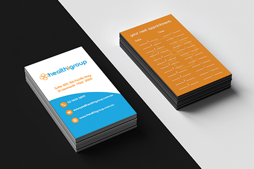 corporate identity and printing